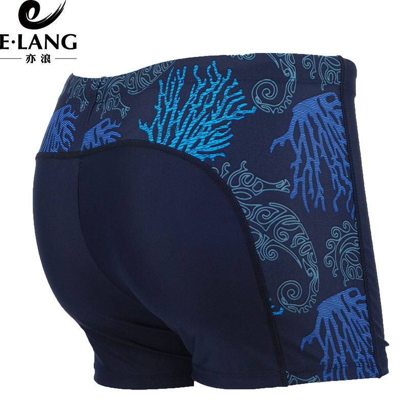 Swimming Trunks MEN'S Swimming Trunks Fashion Men AussieBum Plus-sized Swimming Trunks Hippocampus Extra-large Quick-Dry Beach S