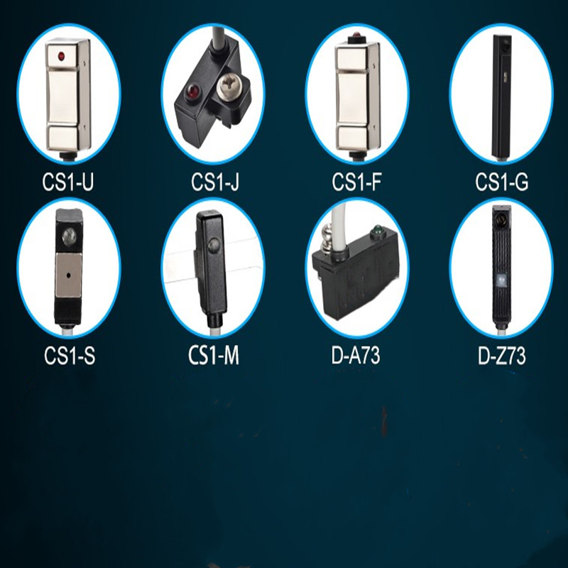 Бесплатная доставка, 5 шт., магнитный переключатель, фотолампа, магнитный индукционный цилиндр с датчиком приближения