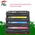 Совместимость для hp CE320A CE321A CE322A CE323A 128A 320 321 322 323 тонер-картридж для hp laserjet CM1415 CM1415fn 1415 CP1525