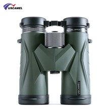 Military HD 8x42 10x42 Binoculars USCAMEL Hunting BAK7 Waterproof Telescope Zoom Optics Night vision Camping Outdoor Sports