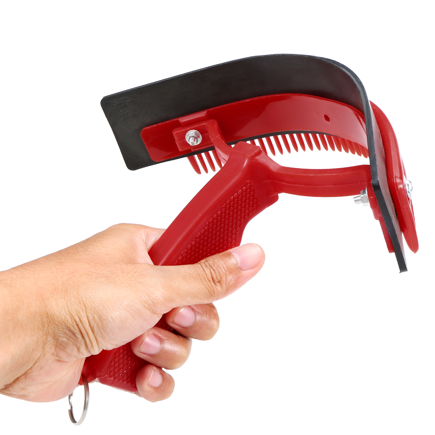 Dual-Purpose Horse Sweat Scraper Coarse Curry Combo Horse Grooming Tool Cleaning Comb