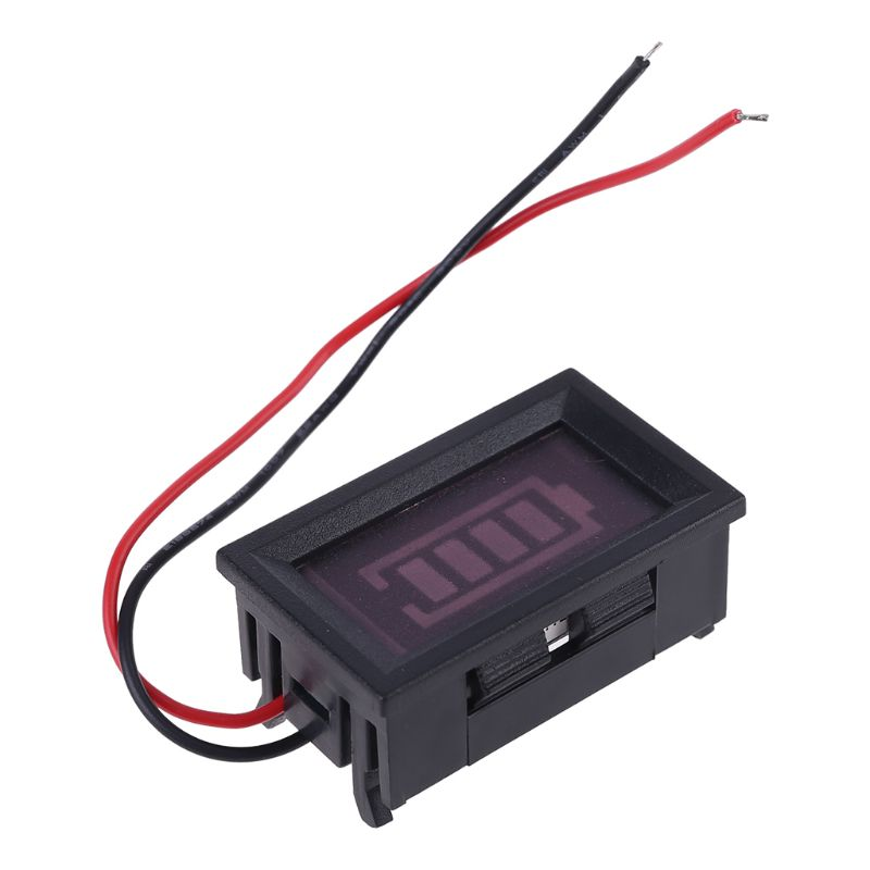 3S 3 Series 12.6V Power Level Lithium Battery Capacity Green Display Indicator Module H05A