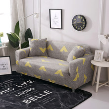 Warna Solid Modern Elastis Sofa Cover untuk Ruang Tamu Sectional Sudut Sofa Sarung Sofa Cover Kursi Protector 1/2 /3/4 Seater(China)