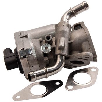 EGR VALVE for FORD TRANSIT MK7 2006 - ON 2.2 2.4 3.2 WATER COOLED WITH GASKETS 1480549 1788657 Exhaust Gas Recirculation