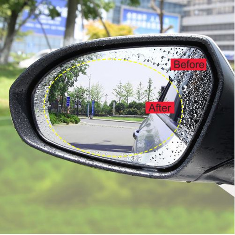 Car Rearview Mirror Anti Fog Rainproof Protective Film For Opel Astra H G J Corsa Corsa