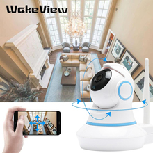 WakeView Home Security IP Camera Wi-Fi 1.0MP 720P Wireless Network Camera CCTV Camera Surveillance P2P Night Vision Baby Monitor