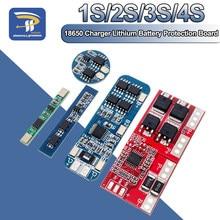 1S 2S 3S 4S 3A 10A 20A 30A литий-ионная литиевая батарея 18650 зарядное устройство PCB 11,1 V Плата защиты BMS для Drill Motor Lipo Cell Module