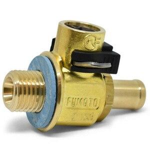 Image 3 - F108N 16mm/14mmX 1.5 FUMOTO olej silnikowy zawór spustowy Plus darmowe pokrywa i blokowania klip F108N z LC 10 dźwignia klip FN serii silnika
