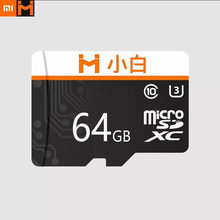 Xiaomi Youpin Xiaobai Micro SD Card 16G 32G 64G 128G 95MB/S 100MB/S Memory Card Micro TF Flash Card For Phone Camera Recorder(China)