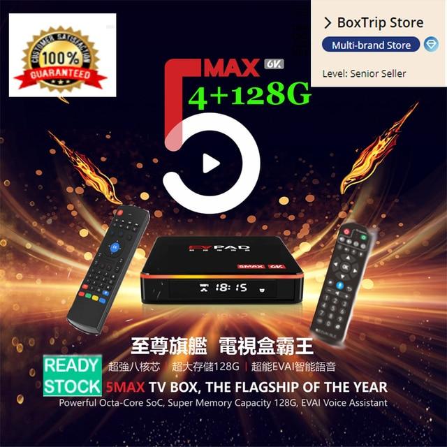 [Genuine]2021 latest Korea best tv box Ev tvbox 5p evbox 5pro 4+32G 5MAX in Japan Canada Malaysia SG USA AU in th ph eu 3