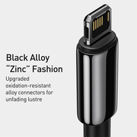 Baseus 2.4A USB Cable For iPhone 12 11 Pro Max XR Xs X Cable Fast Charging Cable for iPhone 11 Charger USB to Lighting Data Line