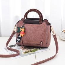 цены 2019 NEW Luxury Top-handle bags for women PU leather handbags women bags designer crossbody bags for women bolsos mujer