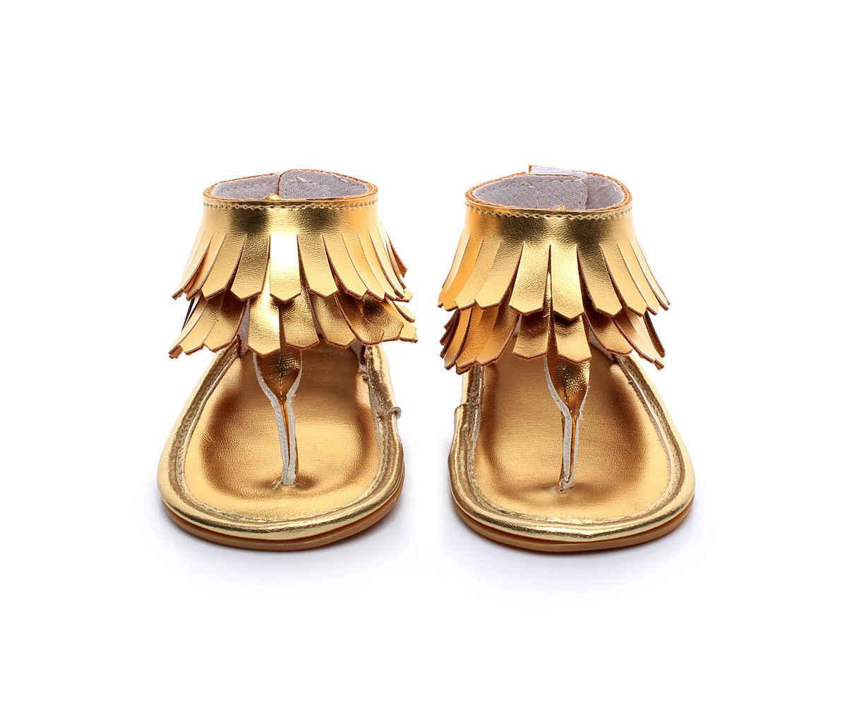 Verano infantil bebé niño recién nacido niñas niños verano antideslizante sandalias preandador zapatos