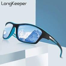 Солнцезащитные очки longkeeper Мужские поляризационные модные