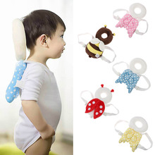 Adjustable Walking Neck Head Protective Pad Toddlers Safety Equipment For 4-15 Months Lightweight and Cute
