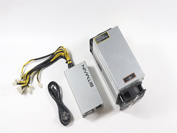 BITMAIN used AntMiner S9 SE 17TH/S With Power Supply BTC BCH Miner Better Than Antminer S9 13.5t 14t S9k S11 S15 S17 T9+ T15 T17