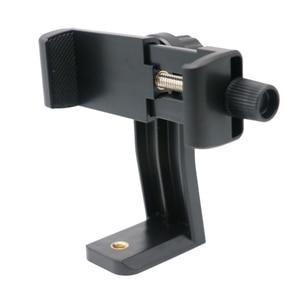 Image 4 - 2020 neue Universal Telefon Stativ Mount Adapter Handy Clipper Stand Vertikale 360 Grad Einstellbare Halter
