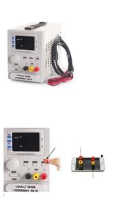 """Image 3 - YIHUA 305DB משתנה dc אספקת חשמל, מרובה/משולש/כפול פלט dc אספקת חשמל 110 V/220 V האיחוד האירופי/ארה""""ב PLUG"""