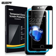 ESR Tempered Glass for iPhone 8 7 Privacy Screen Protector F