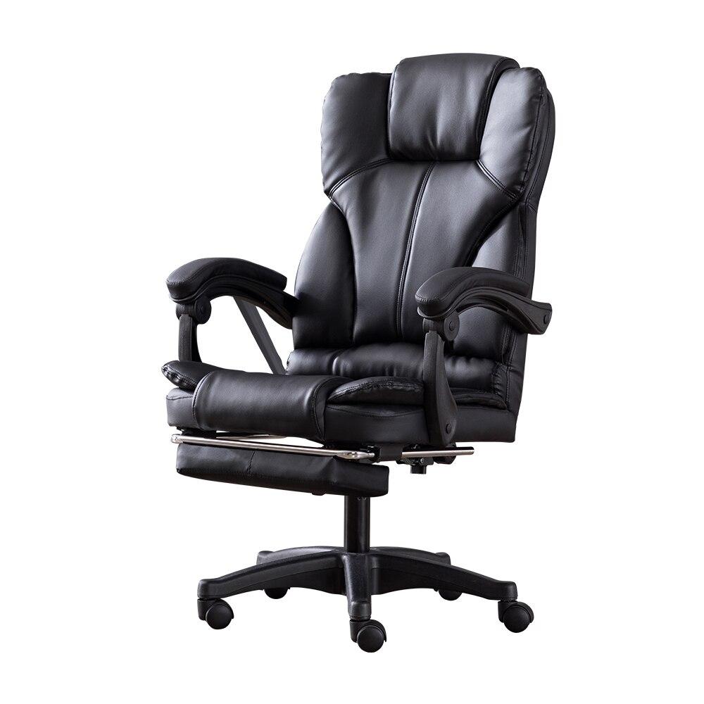Исполнительный ПУ стул  SUNON 550*580*1200mm