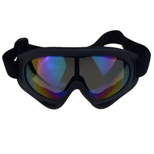 Image 2 - 모토 안티 uv 편광 선글라스 에어 건 자전거 오토바이 안경 야외 스포츠