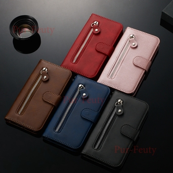 Case For Etui Hawei P20 Lite P30 Pro Lite P Smart Z 2019 Y6 2018 Y5 Y6 Y7 2019 7A 8A 8S Leather Flip Wallet stand magnetic Cover