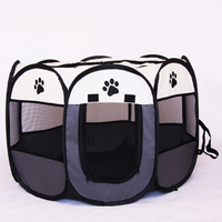 dog-cage-portable-foldable-outdoor-kennels-fences-pet-tent-houses-dogs-playpen-indoor-puppy-cage-dog-crate-delivery-supplies