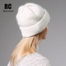 Fashion Unisex Winter Hat Knit Hoed Korte Meloen Ski Mutsen Herfst Winter Effen Kleur Casual Beanie Hoed Vrouwen Winter Hoeden mutsen