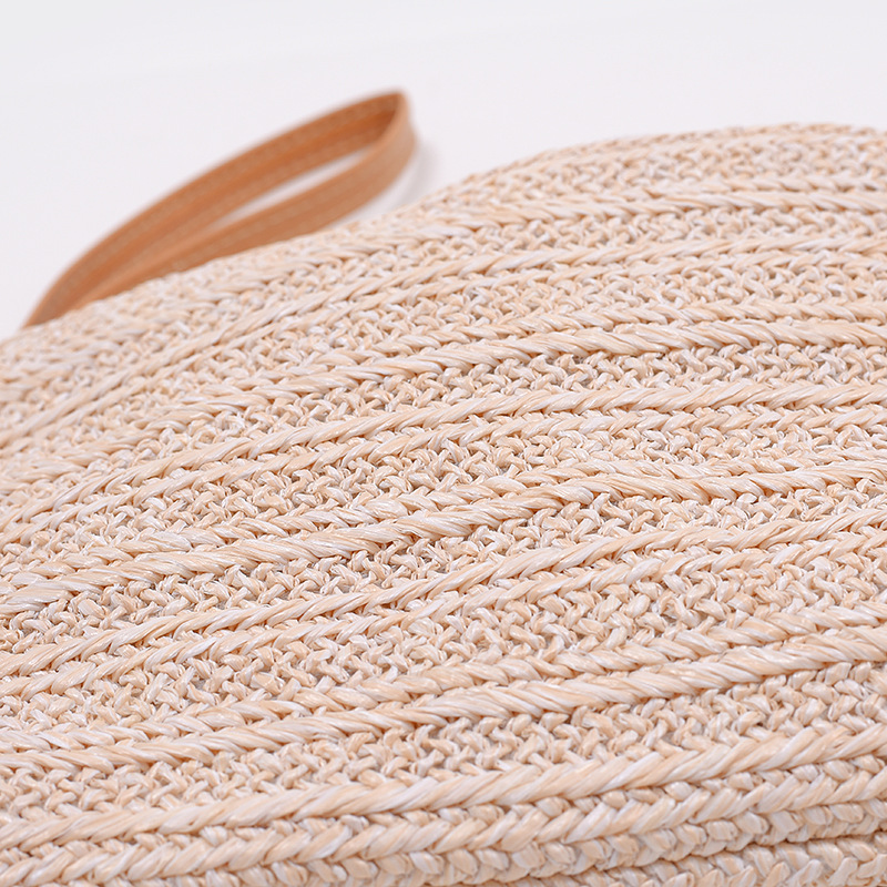 Casual Straw Crossbody Bags