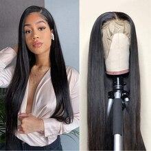 وصلة شعر ميفيل 360 بالدنتلة الأمامية شعر هندي مستقيم 360 أمامي مع وصلة شعر ريمي 100% طبيعي