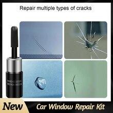 Car Windshield Repair Tool Car Window Glass Cracked Scratch Restore Kit Auto Glass Scratch Repair Window Screen Polishing
