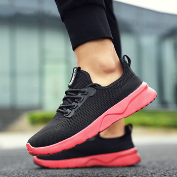 Lightweight Running Shoes for Man Sneakers Breathable Air Mesh Runner Sport Shoes Men Fitness New Men's Sneakers Breathable