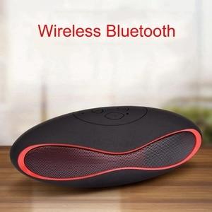 Image 2 - Draagbare Draadloze Bluetooth Speaker Mini 3D Geluid Systeem Stereo Muziek Luidspreker Tf Subwoofer Zwart