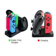 Dobe Nintendo Switch Fixed Charger Game Machine Charger NS Pro Handle joycon Charging Base(China)