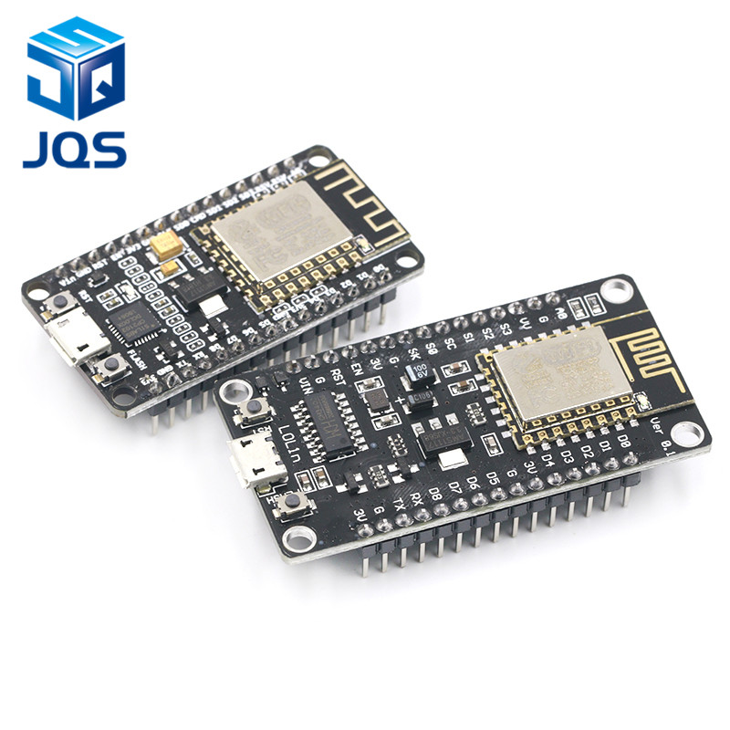 Беспроводной модуль NodeMcu V3, 4 МБ, Lua, Wi Fi, Интернет вещей, плата разработки на базе ESP8266 ESP 12E для arduino CP2102|Детали и аксессуары для приборов|   | АлиЭкспресс