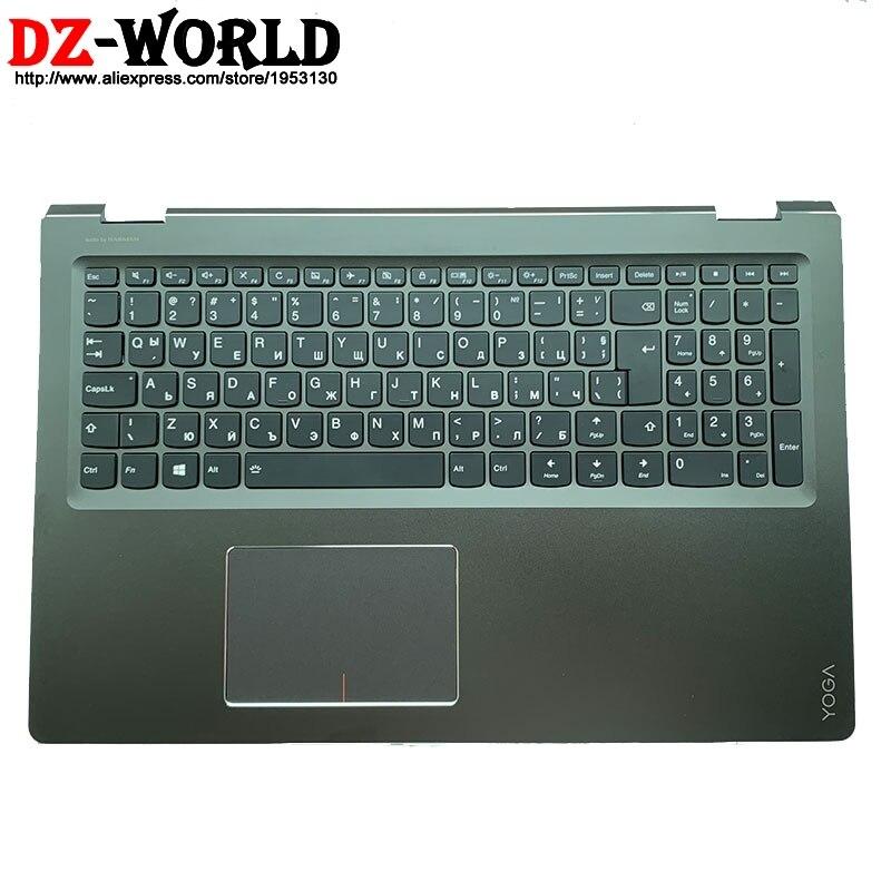 Original New For Lenovo IdeaPad 510-15IKB 510-15ISK US Black Backlit Keyboard