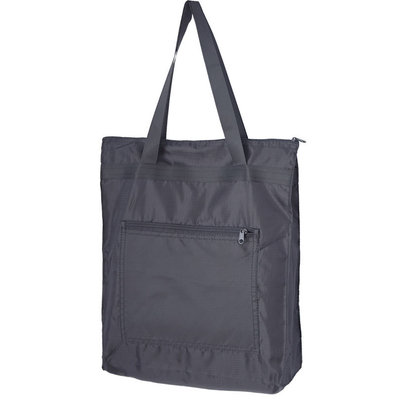 Large Capacity Shopping Bag Foldable Recycle Bag Portable Carrier Bag Eco Friendly Supermarket Shopper Waterproof Oxford Handbag