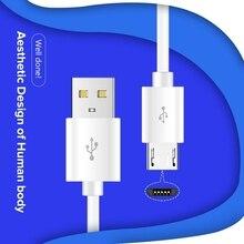 USB-кабель yaeatyдля телефона, длинный кабель Micro Usb для Samsung, Xiaomi Redmi Note 5 Pro, 6, 5, 4, 3 Pro, 3S, OPPO F9, F7, R17