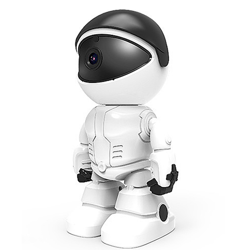 Wireless Robot Camera WIFI IP CCTV Cam Baby Monitor Support P2P Remote Surveillance HD H.264 IR Night Vision for Android or IOS 4