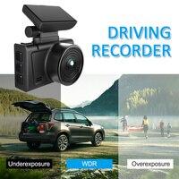 GPS Wifi Hisilicon Hi3559 Car DVR Camera 4K 3840*2160P Dash Camera Video Registrator Recorder for Car Night Vision Without Light