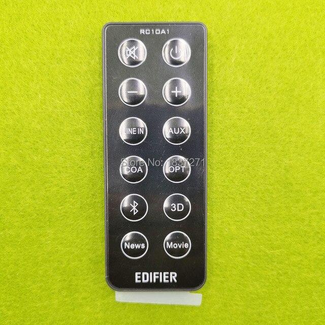 Télécommande RC10A1 pour système de haut parleurs Edifier B3