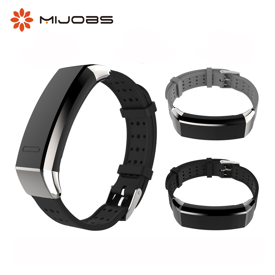 Sports Silicone Wrist Strap For Huawei Band 2 Pro B19 B29 Bracelet Wristband For Huawei Band 2 Pro Watch Band For B19 B29