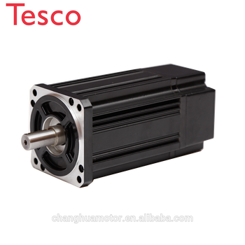 цена на Customized 90ST 110V 220V 750W AC Servo Motor 1000W for Robot and Auto Equipments