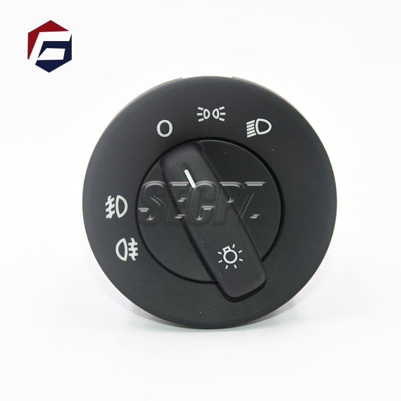 1z0941431 para skoda octavia 2 ii a5 1z3 1z5 farol luz de nevoeiro botão interruptor controle 1z0 941 431 a/e 3x1 1z0 941 431a 1z0941431 a