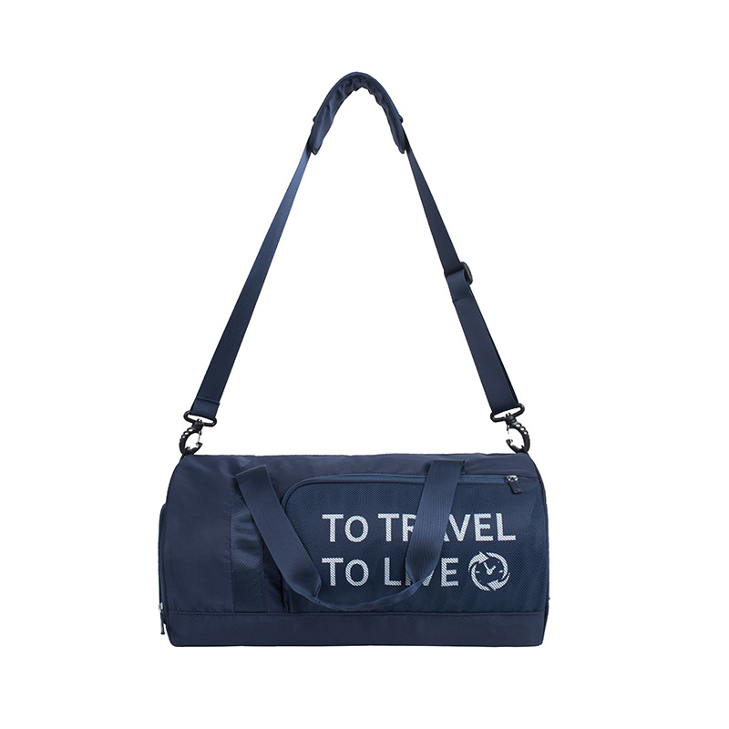 High Quality Sports Yoga Bag Literary Dry And Wet Separation Training Available Large Capacity Portable Short