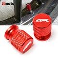 Для Honda CBR 125R 600 F4i 650F/R 1100XX 1000F cbr 600 954 1000 RR универсальные аксессуары для мотоциклов колпачок клапана колеса