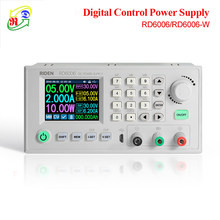 RD RD6006 RD6006W USB Wifi DC-DC Tegangan Current Step-Down Power Supply Modul Buck Konverter Tegangan Voltmeter 60V 6A(China)