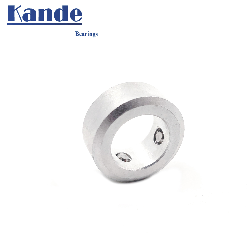 Fixed Ring Set Screw Type Fixed Ring Shaft Locator SOH SCSBN Aluminum Alloy Surface Anodized