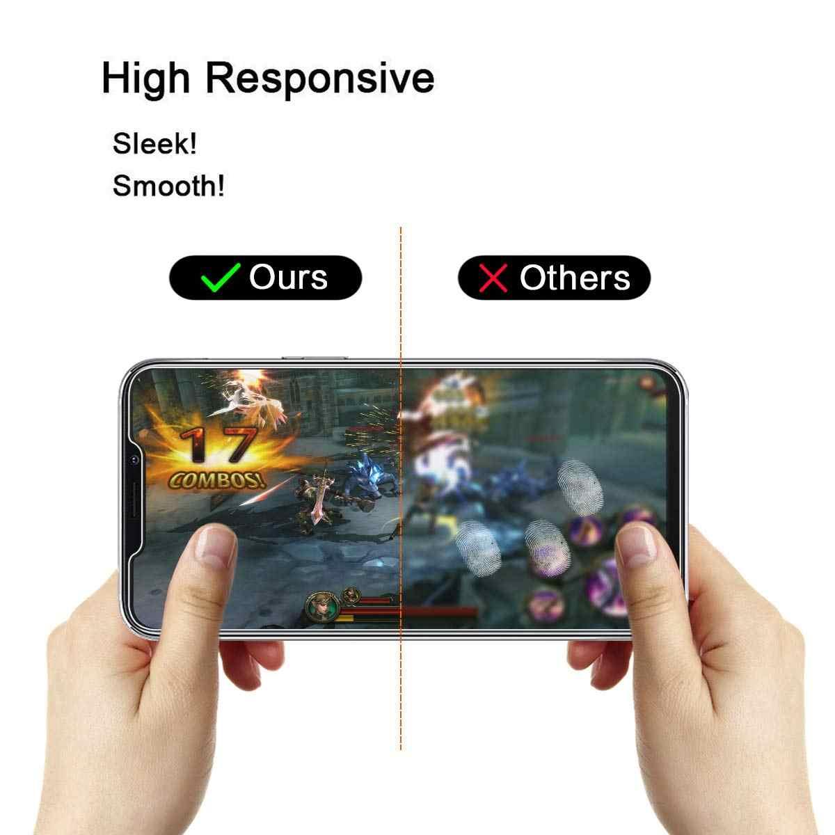 Для Umidigi S2 облегченное закаленное стекло 9H 2.5D Премиум Защитная пленка для экрана для Umidigi S2 S2 PRO