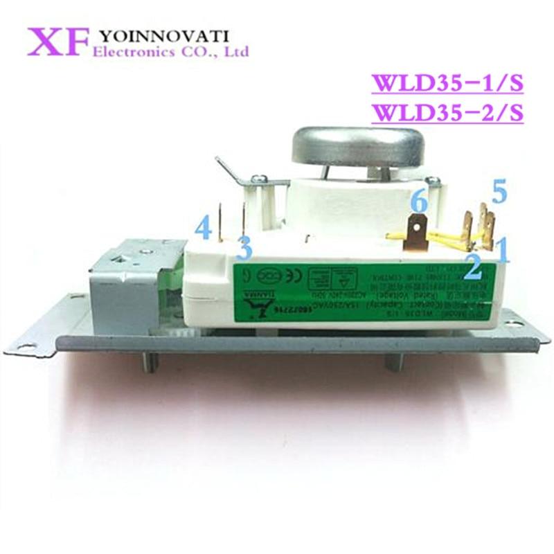 Novo quente WLD35-1/s microondas forno temporizador = WLD35-2/s wld35 WLD35-1 wld35 relé de tempo